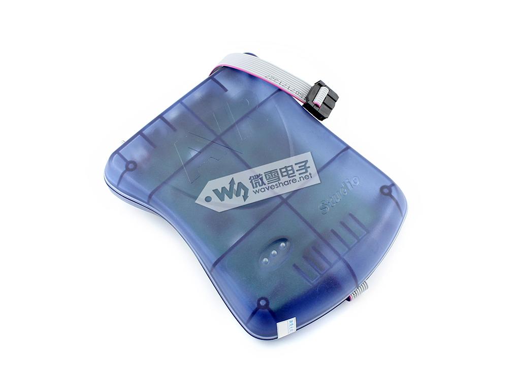 AVR下载器 AVR仿真器 USB AVR JTAG ICE XPII 兼容Atmel JTAGICE mkII