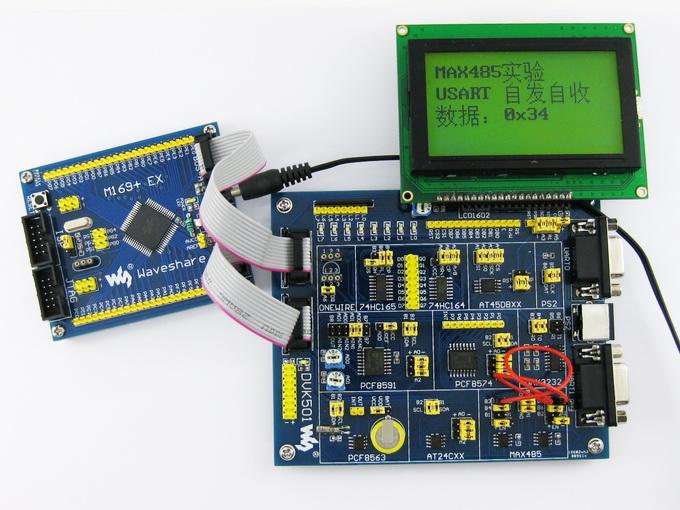 ex23a3接口板接线图