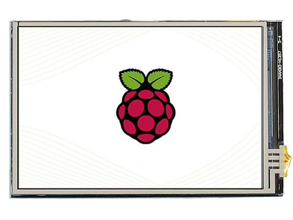 3.5寸电阻屏A版 480×320 IPS 高兼容性
