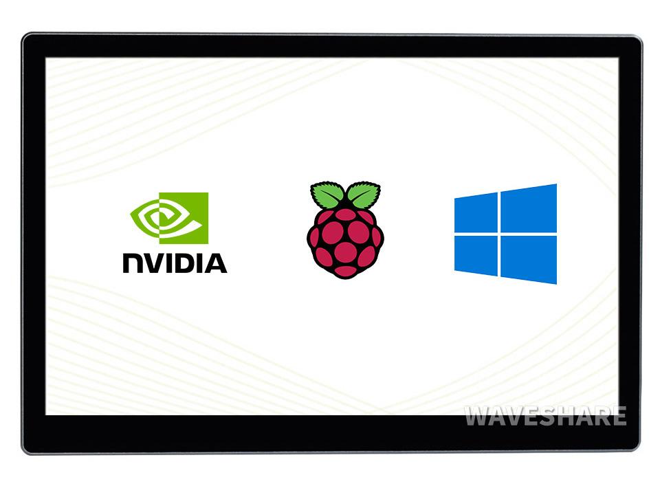 9寸2K电容触摸屏 2560×1600 IPS全贴合钢化玻璃面板 高兼容性