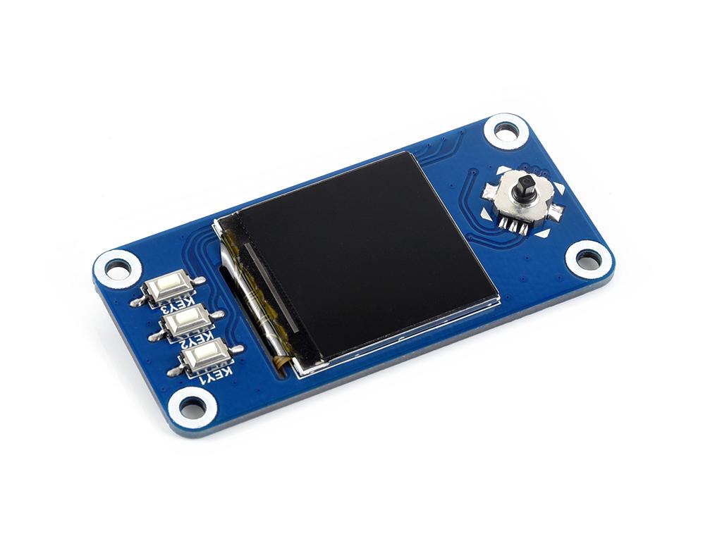 树莓派1.3寸IPS LCD扩展板 显示屏