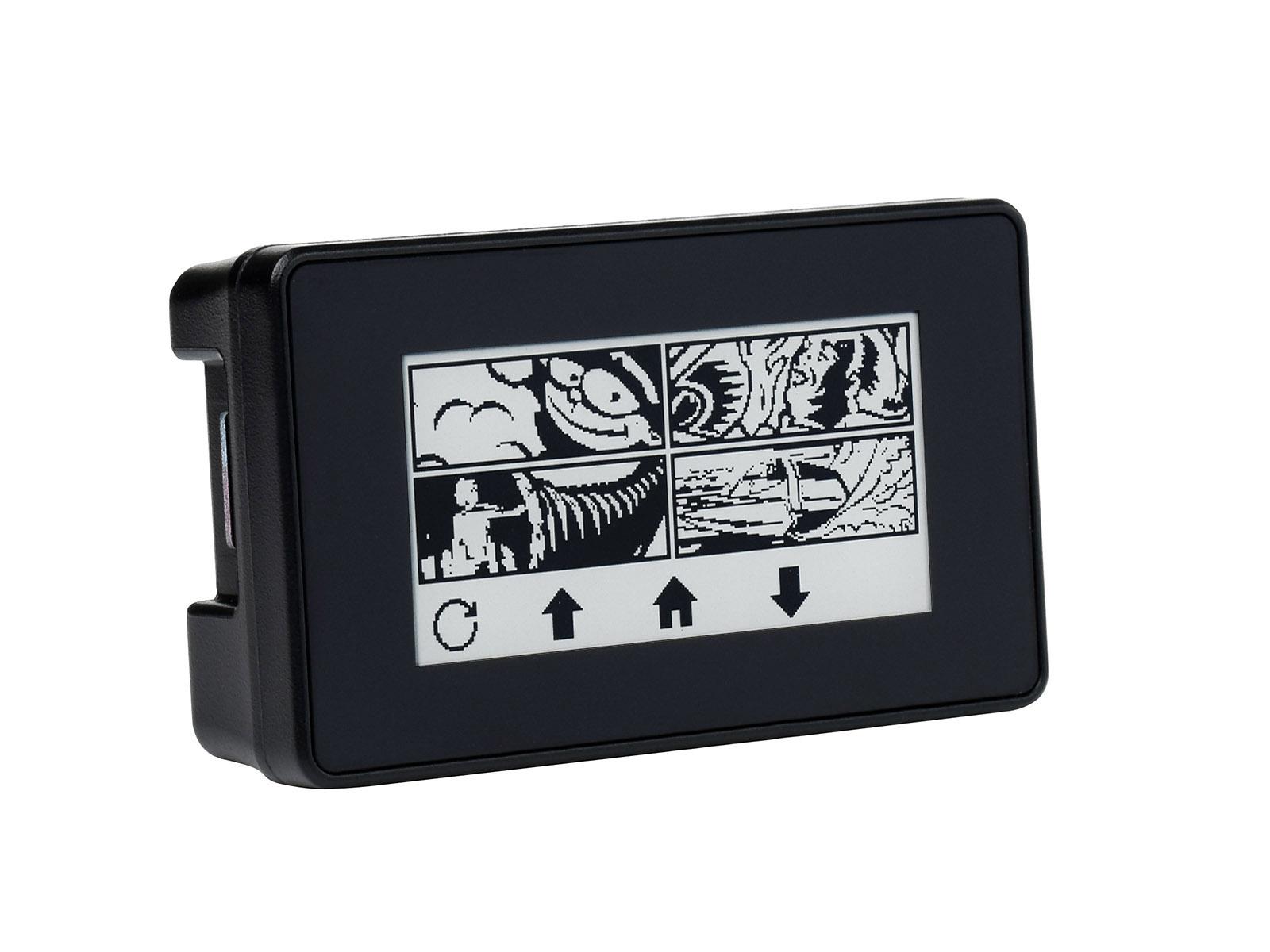 2.13英寸触控墨水屏主机 250×122分辨率