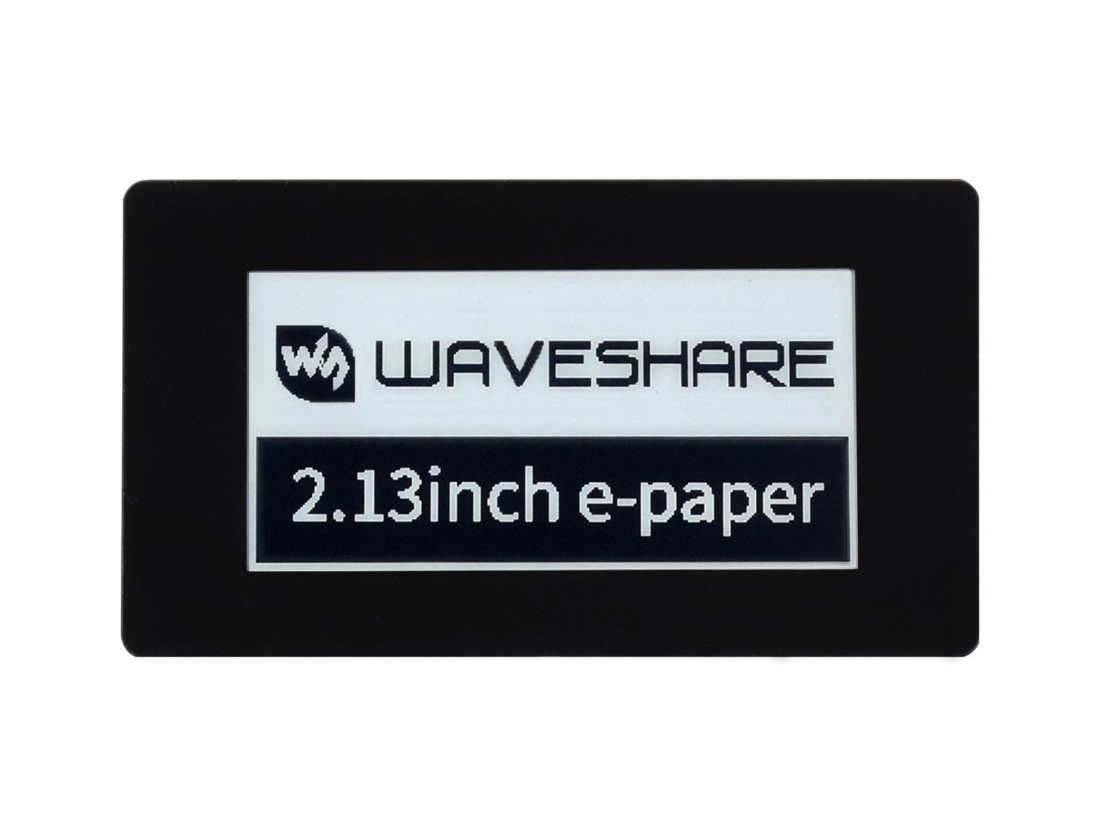 2.13寸触控墨水屏模块 250×122分辨率 SPI通信接口
