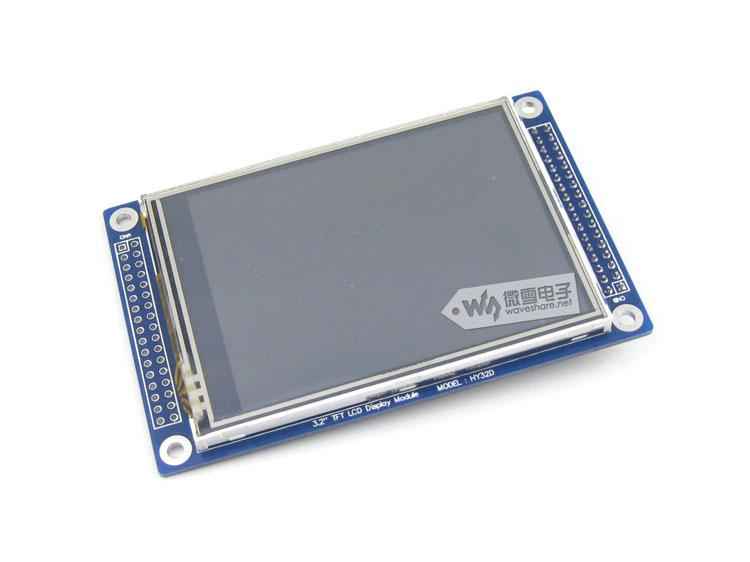 3.2寸彩色触摸显示屏 TFT 液晶LCD 320x240分辨率