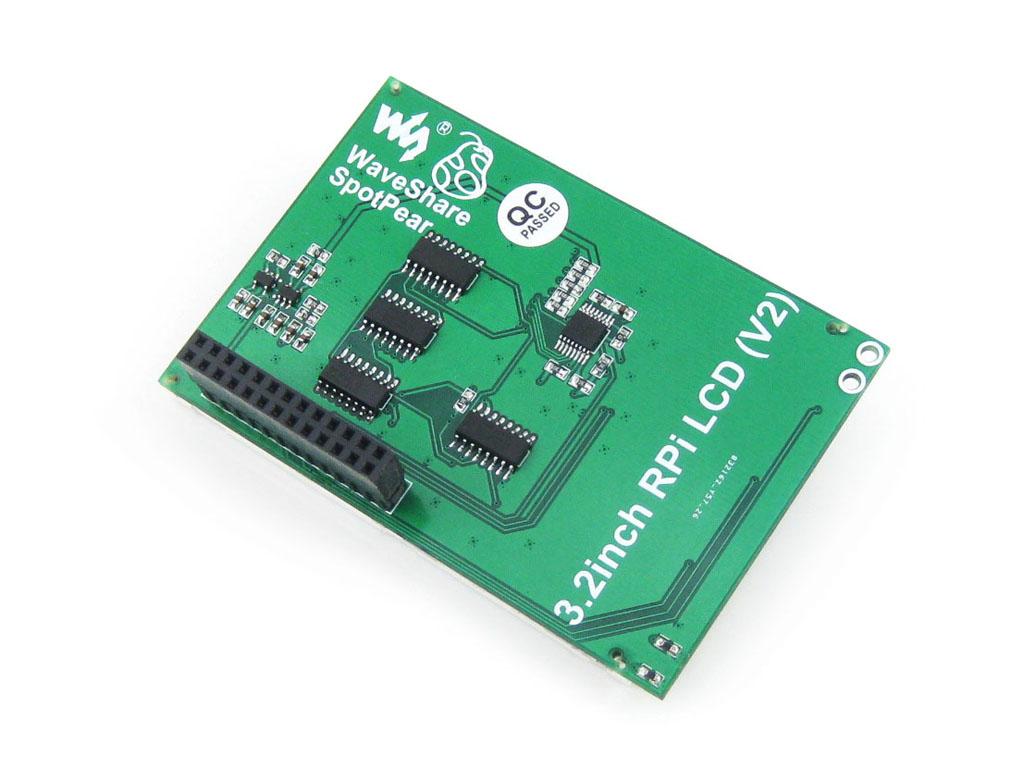 主要参数 类型 tft 接口 spi 触摸面板控制芯片  xpt2046  色阶指数