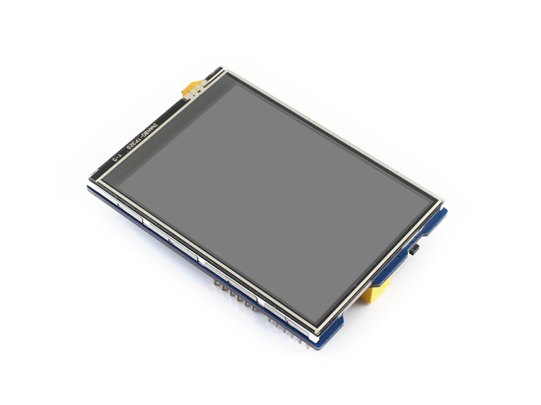 3.2inch-TFT-Touch-Shield for Arduino