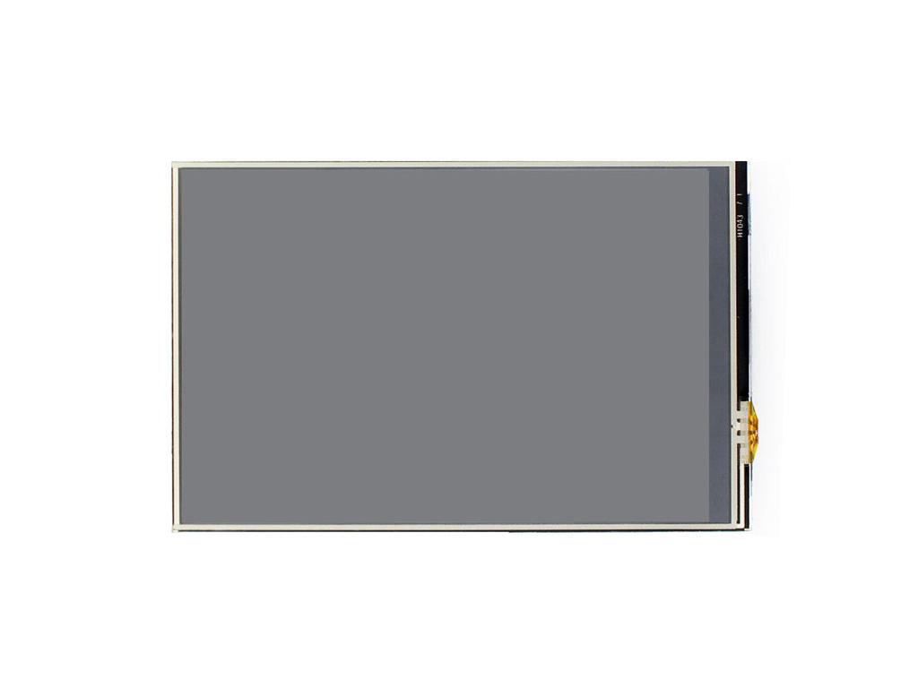 4寸 TFT 电阻触摸屏 480×320分辩率 兼容Arduino