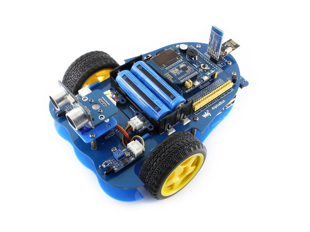 Arduino 人工智能 智能车学习板 基础版