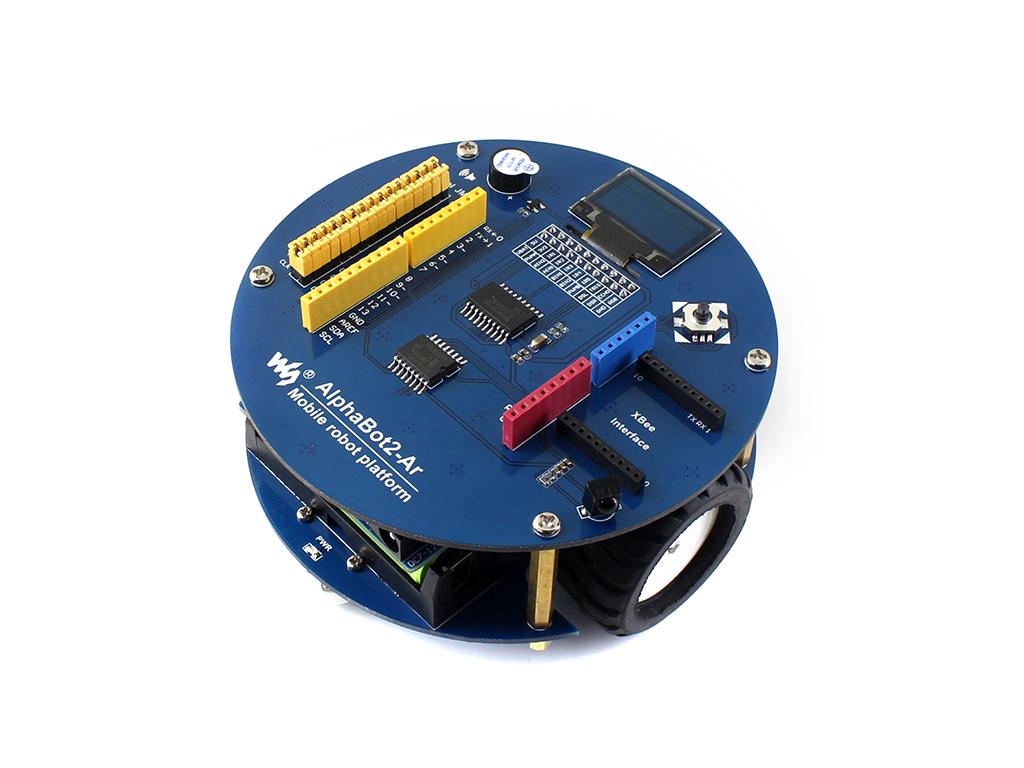 智能车 机器人 Arduino AlphaBot2 智能车配件包