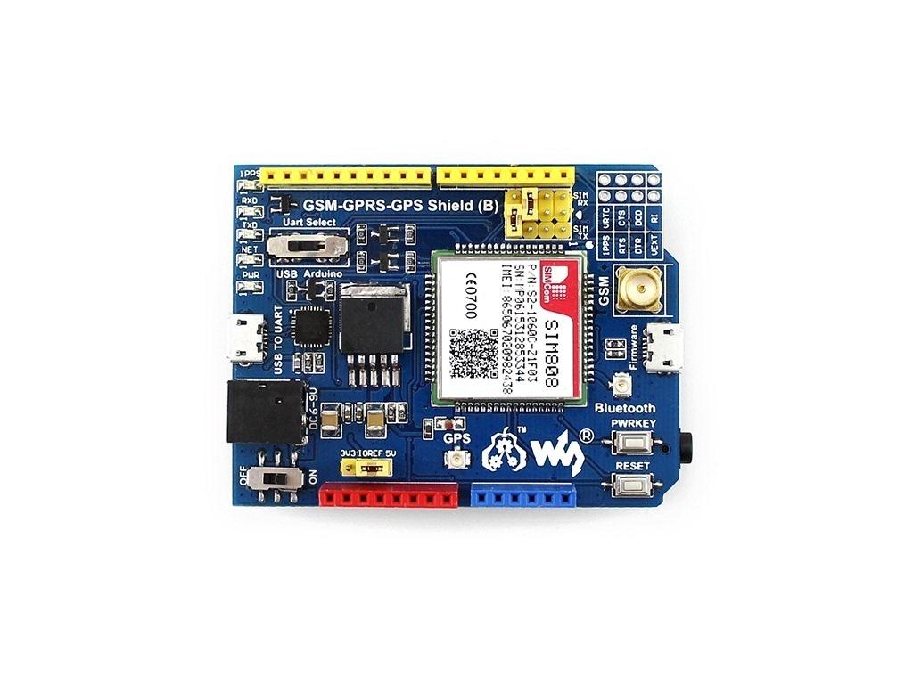 Arduino GSM/GPRS/GPS扩展板