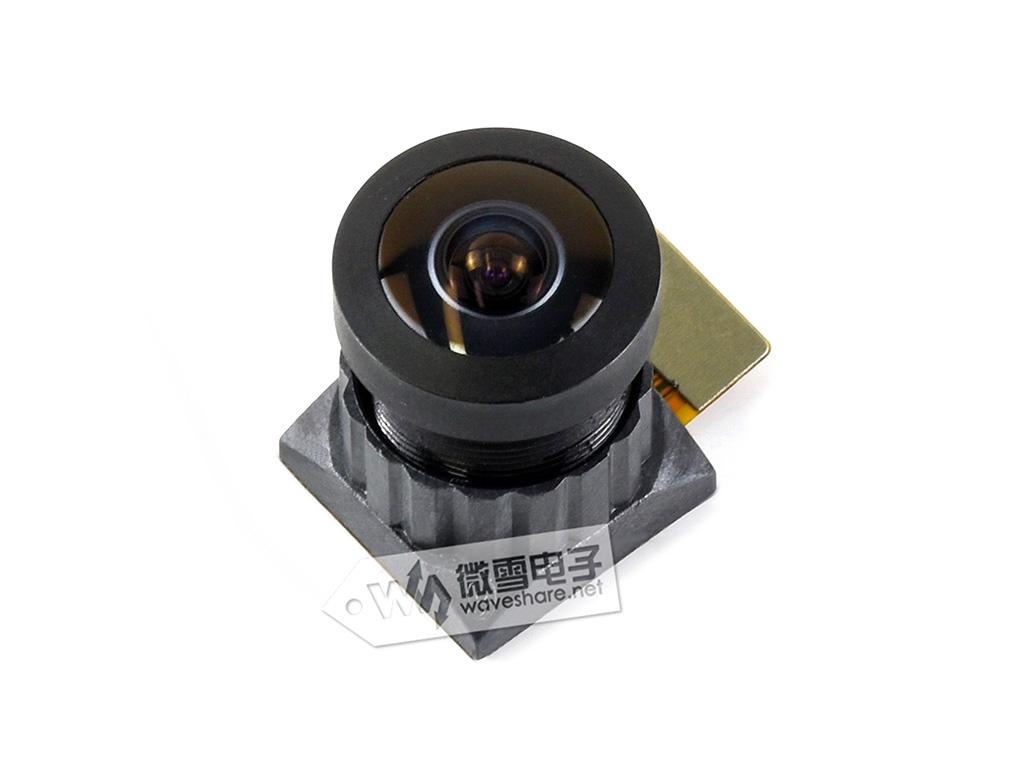RPi Camera V2兼容摄像头 800万像素 160度视场角
