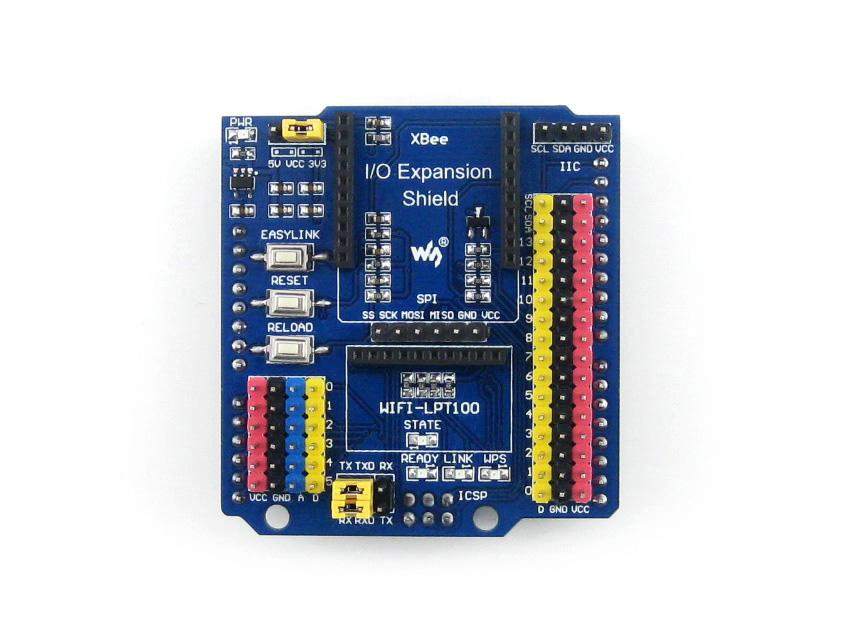 Arduino IO扩展板