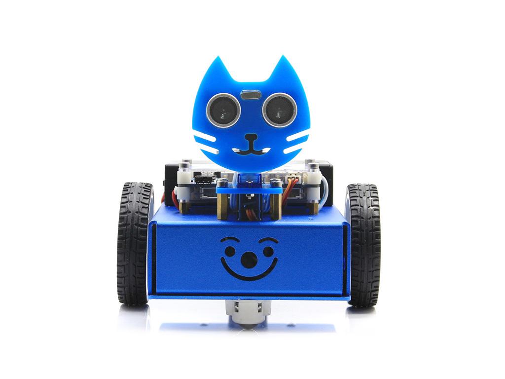KitiBot轮式智能机器人学习板套餐 基于ATMEGA2560-16AU设计的开发板。
