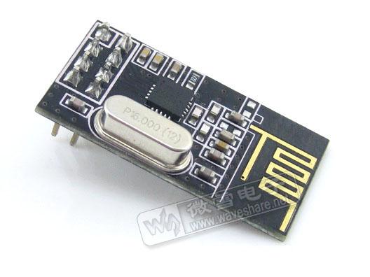 4g 无线 射频数据传输 模块  spi接口 排针向下