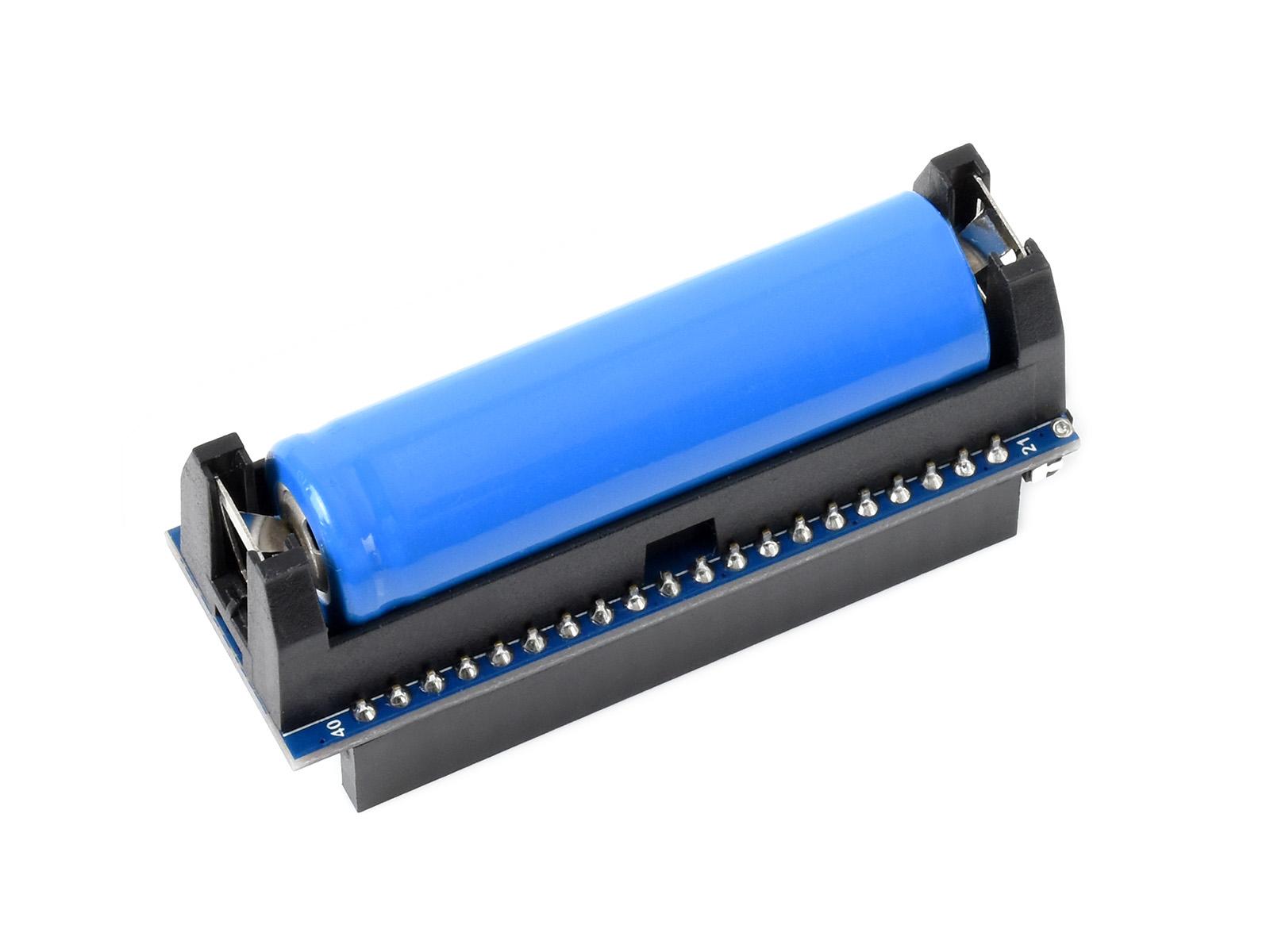 树莓派Pico UPS不间断电源扩展板 800mAh锂电池