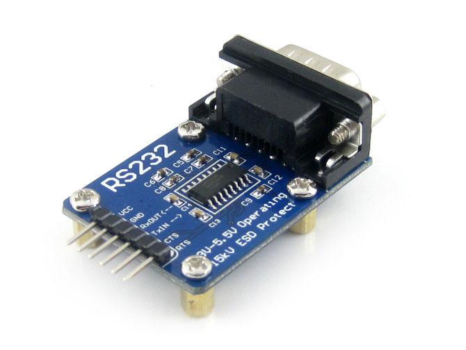 rs232 通信模块 串口 公头