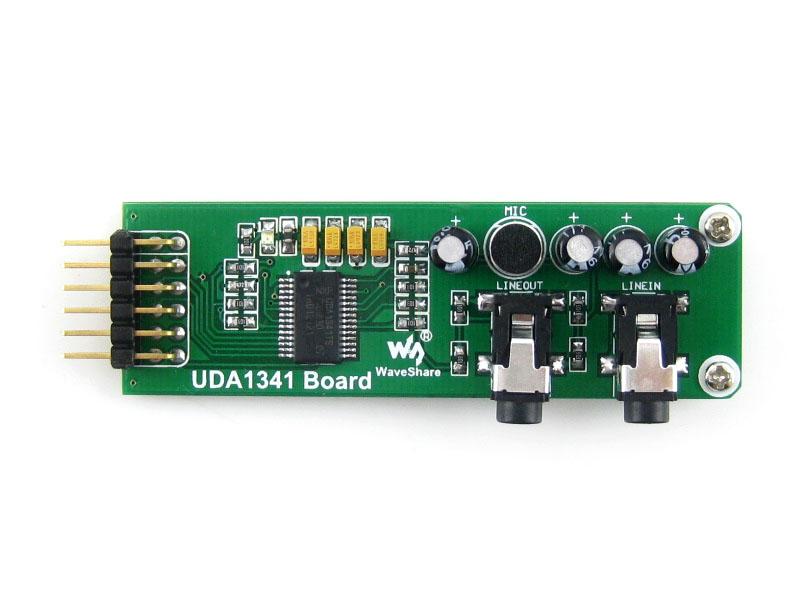 功能简介: 基于i2s接口的立体声音频编码解码模块 主要特点: i2s接口