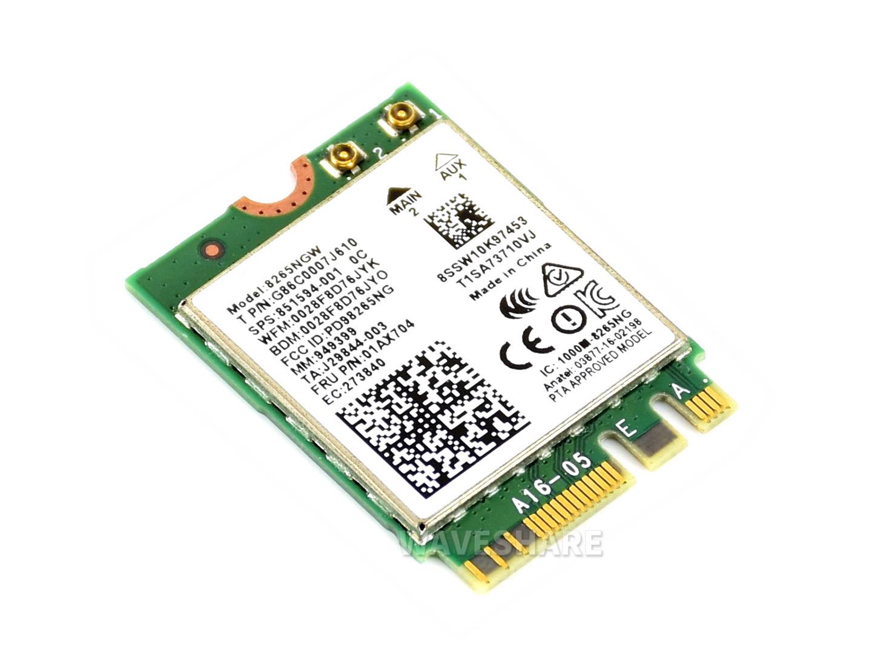 Intel AC8265双模无线网卡 Jetson Nano适用