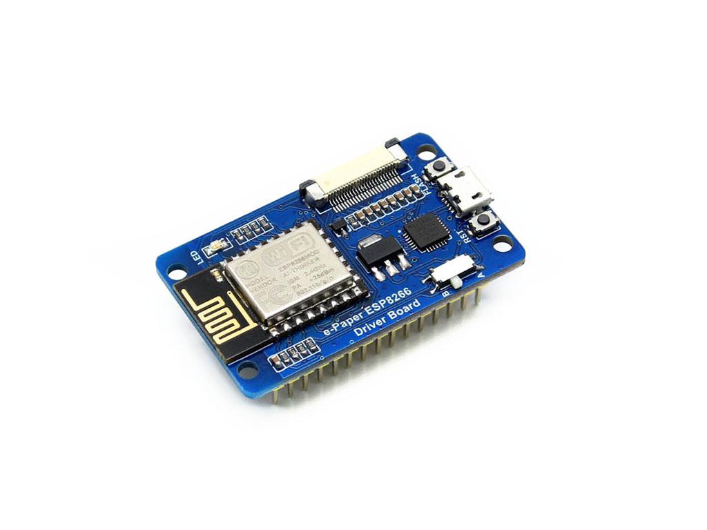 e-paper esp8266 driver board