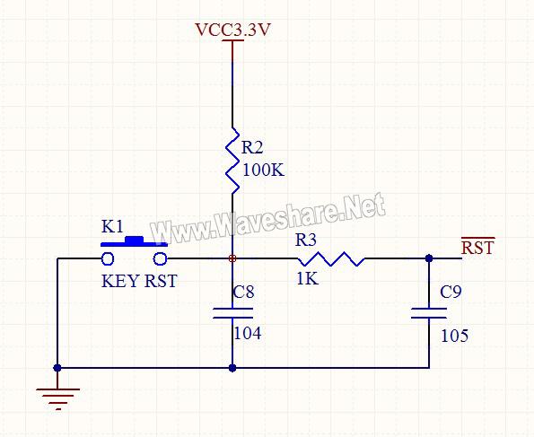 c8051f复位电路设计 c8051f单片机内置上电复位