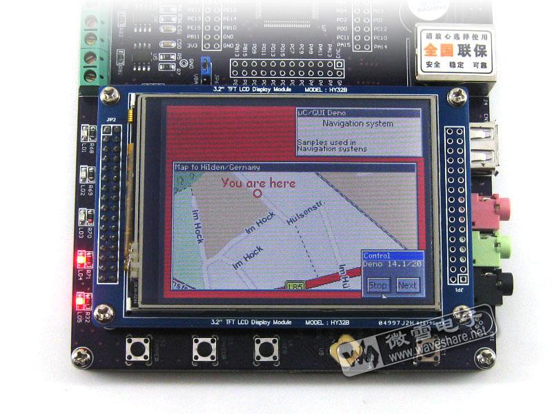 stm32f103vct6 开发板