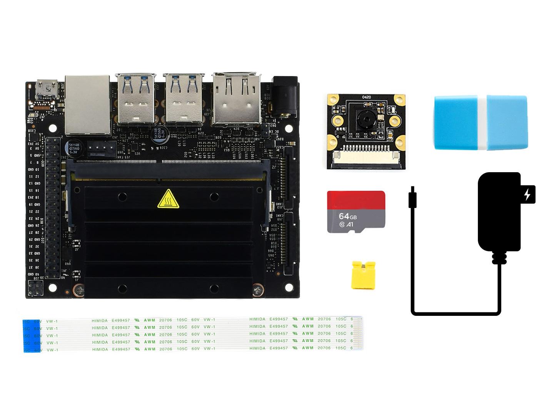 英伟达 Jetson Nano Developer Kit 摄像头套餐