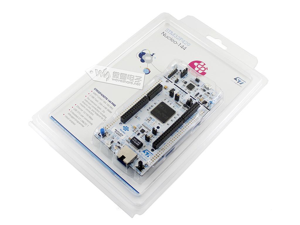 NUCLEO-F429ZI STM32F429ZIT6开发板