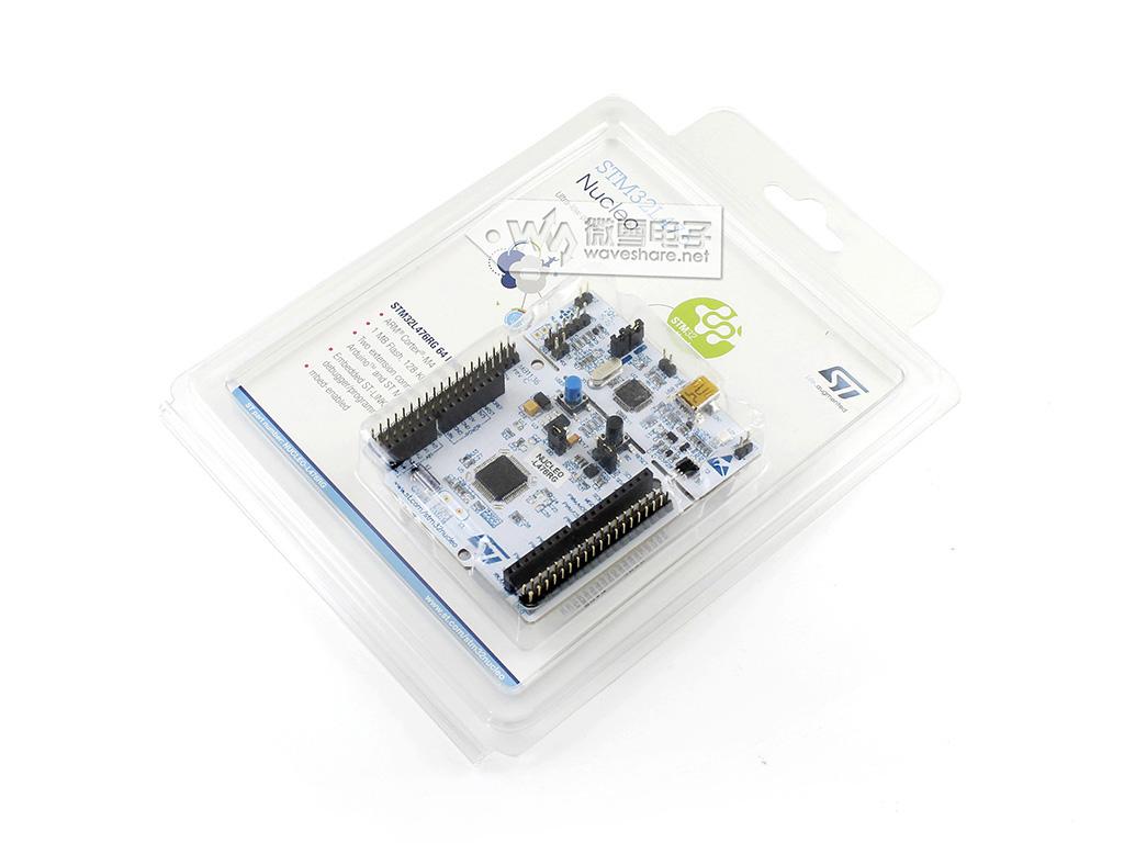 NUCLEO-L476RG STM32L476RGT6开发板