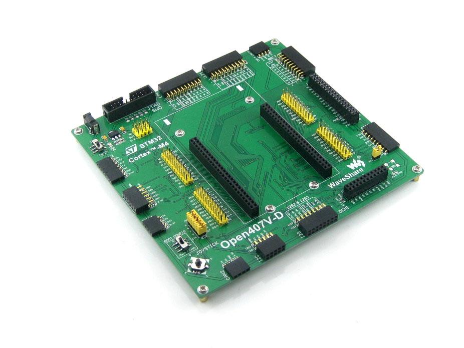 STM32F407VGT6开发板底板 可接 STM32F4DISCOVERY