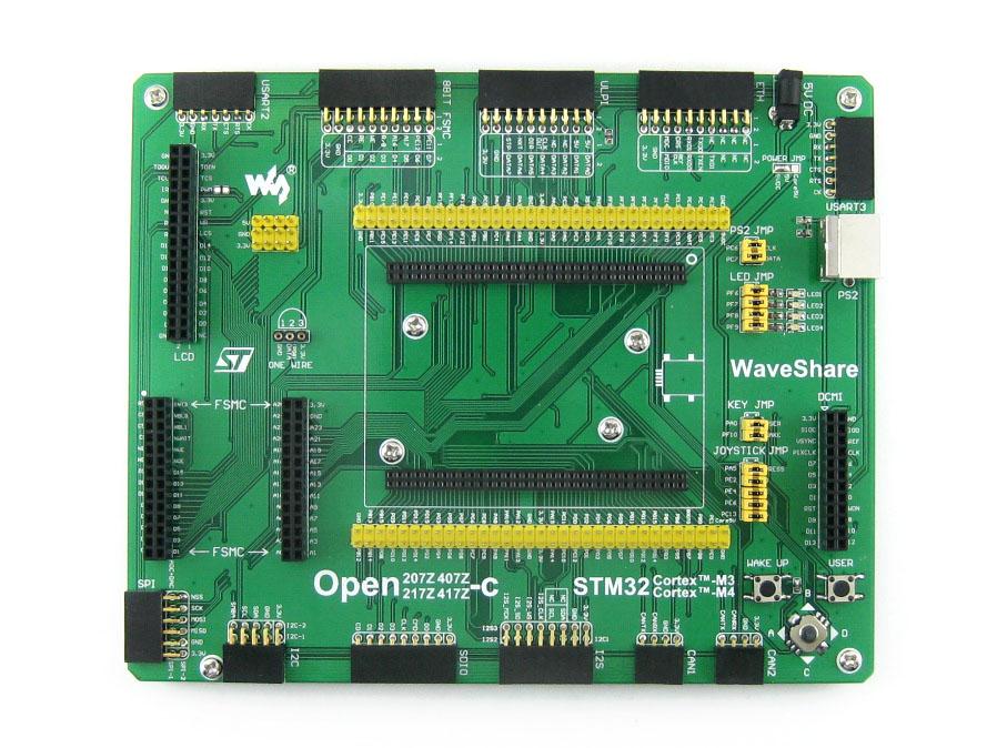 STM32F407ZET6开发板 学习板 核心板 含串口模块