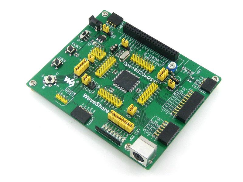 stm8s207rb开发板 学习板