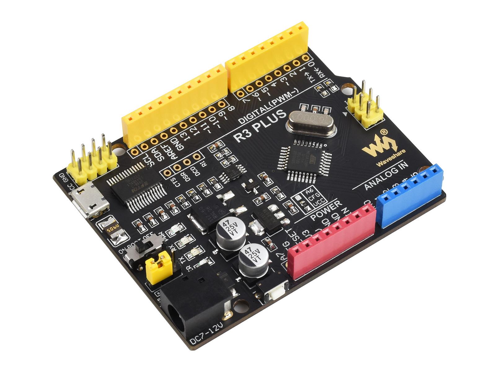 ATMEGA328P开发板 兼容Arduino UNO R3