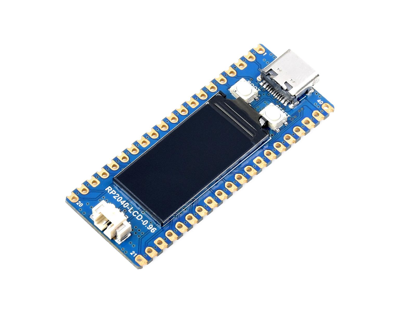 RP2040 微控制器开发板 基于树莓派官方RP2040双核处理器
