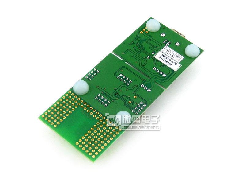 STM8SVLDISCOVERY 是ST公司推出的一款针对STM8S系列设计的开发板。 开发板基于STM8S003K3T6 设计,开发板还集成了ST-LINK的仿真下载器,免除您另外采购仿真器或下载器的麻烦。 让您更快速的入门STM8S单片机。一起来释放您的创造力吧! 特点