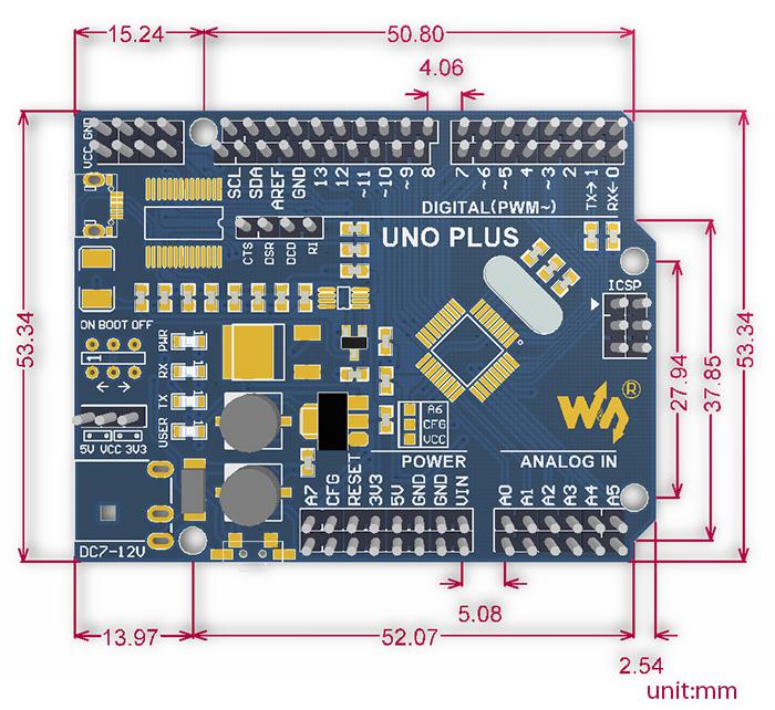 arduino开发板 arduino学习板