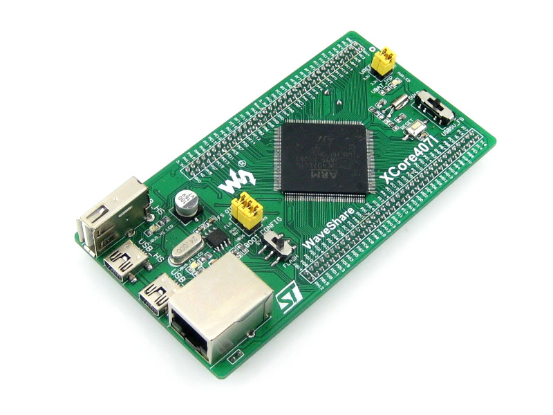 STM32F407IGT6 核心板 最小系统板 升级版