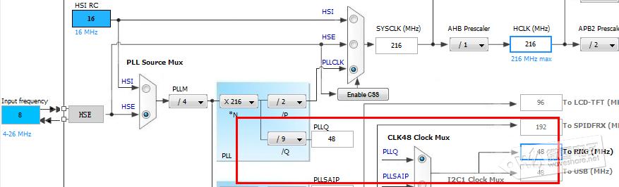 stm32cubemx系列教程,关于随机数发生器rng和循环冗余校验crc的应用