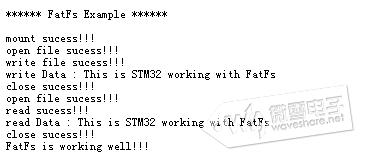 STM32CubeMX系列教程18:文件系统FATFS - STM32CubeMX系列教程微