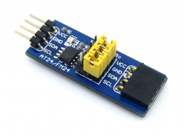 AT24CXX-EEPROM-Board