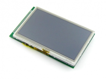 4.3inch 480x272 Touch LCD (A)