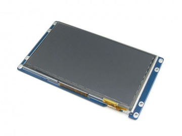 7inch Capacitive Touch LCD (B)